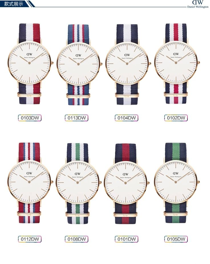 cool Top Brand Luxury Daniel Wellington Watches DW Watch For Men women Leather strap Military Quartz Clock Reloj with box dropsale