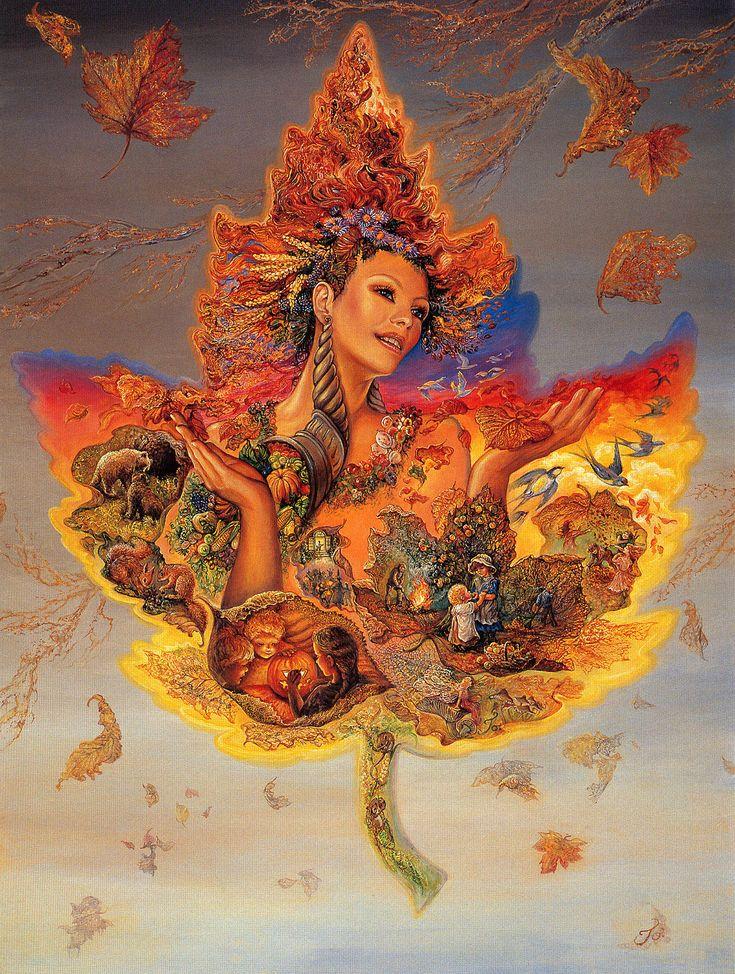 Creation Of Autumn