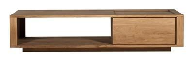 Solid oak coffee table - Solid Oak UK