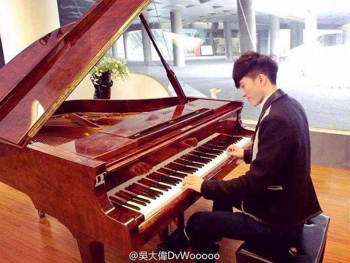 My Piano man :))