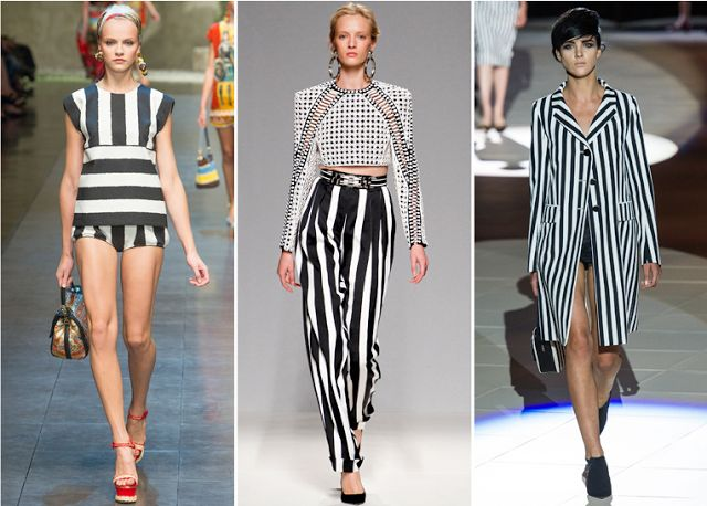 #Trends for Spring/Summer 2013