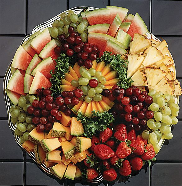 Fruit Tray Design