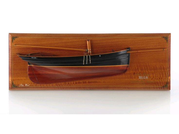 176 Best Images About Half Hull Model Boats On Pinterest