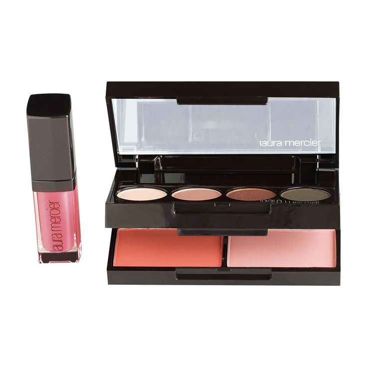 Portable Colour Palette For Eyes, Cheeks & Lips, , large