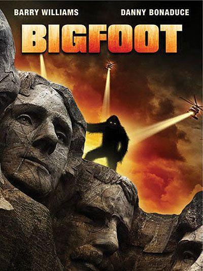 Alice Cooper, Billy Idol, Sherilyn Fenn, Howard Hesseman, Danny Partridge, and Greg Brady vs. Bigfoot on Syfy.