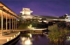 加賀藩の時代から人々に愛されてきた庭園玉泉院丸3月17日から19日の3日間限定でライトアップが行われるそうです  期間中はロックの名曲に合わせたライトアップが行われるそうで一体どのような雰囲気になるのか気になるイベントです tags[石川県]