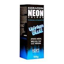 Keraton NEON Colors - Uranium Blue