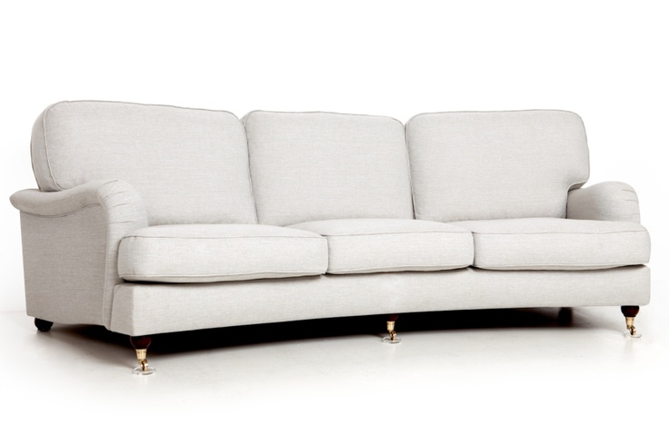Howard Sofa. Love this but I want it in beige, brown or créme white