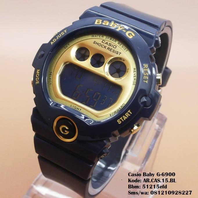Casio BG-6900 (Blue Gold) Merk : Casio Baby G Kualitas : Kw super Tipe : Unisex (Pria dan Wanita) Diameter : 4 cm Bahan: Rubber Display : Digital Fitur : tanggal, bulan, tahun, stopwatch Tenaga : Baterai Box : Casio Baby G Price: 190,000 Bbm: 51214efd Wa/sms: 081210928227 @jamtangan.terbaru