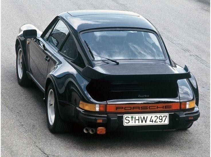 Porsche 911 Turbo 3.3 - 1986