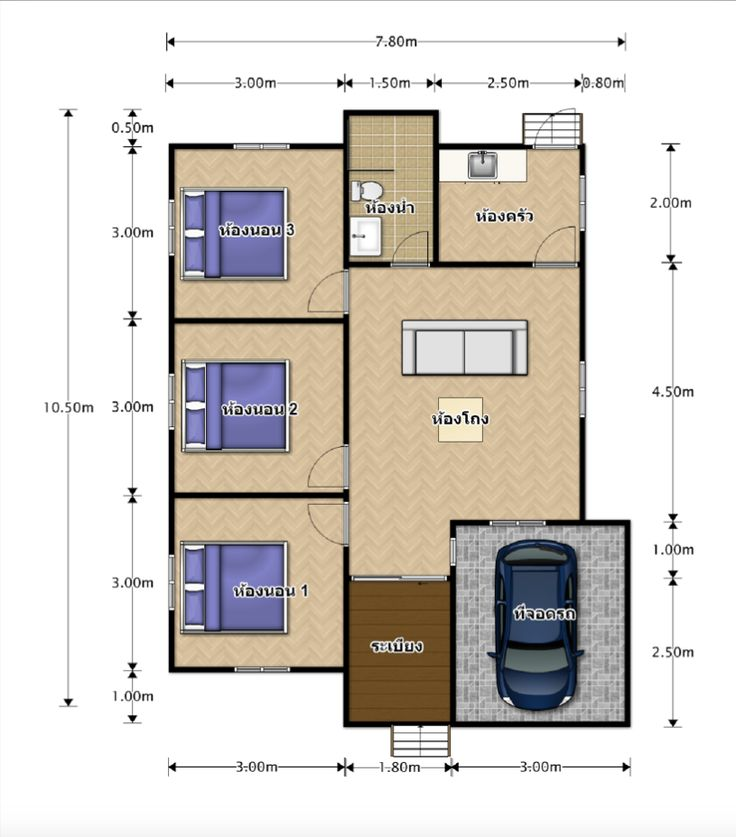 6 Small And Affordable House Designs You Can Copy For Your Family Affordable House Design Simple House Design Minimal House Design Home plans and build cost