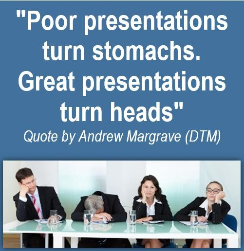 Quote by Toastmaster Andrew Margrave DTM