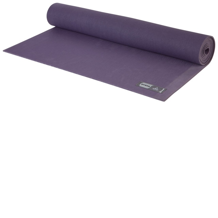 prAna Indigena 100% rubber mat in plum - the Rolls-Royce of mats! http://www.kamalaom.com/prana-indigena-natural-yoga-mat-plum/)