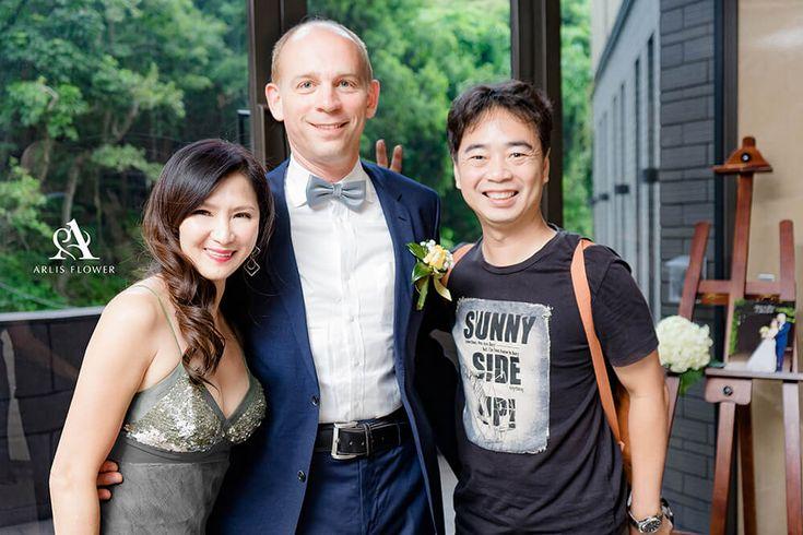 【台北婚佈】Knut&Anita 北投麗禧溫泉酒店 歐陸餐廳