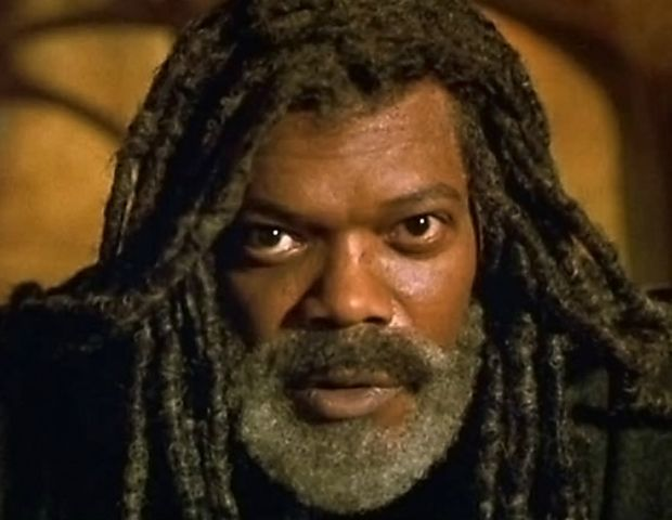 Samuel L. Jackson - an actor who brings versatility to every role that he portrays, whether he's playing the lead or a supporting role.