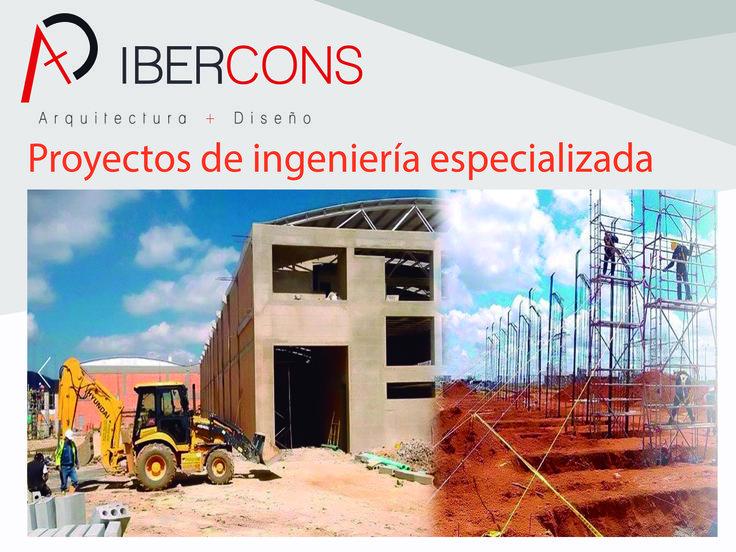 Ibercons Arquitectura + Diseño es la empresa ideal para manejar todos tus Proyectos de ingeniería especializada, consúltanos en: www.ibercons.com.co