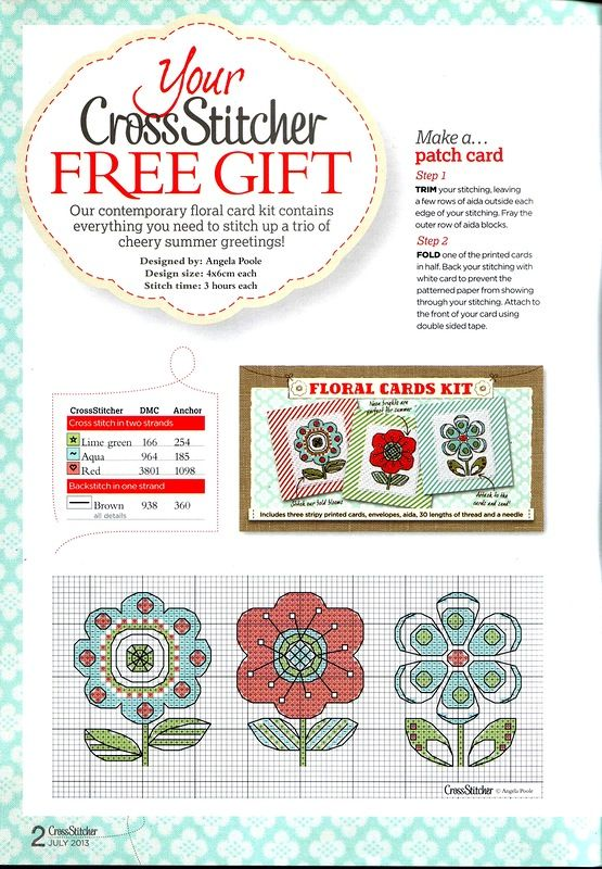 CROSS STITCHER MAGAZINE 267