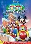 Mickey Mouse Clubhouse: Choo-Choo Express (DVD 2009)
