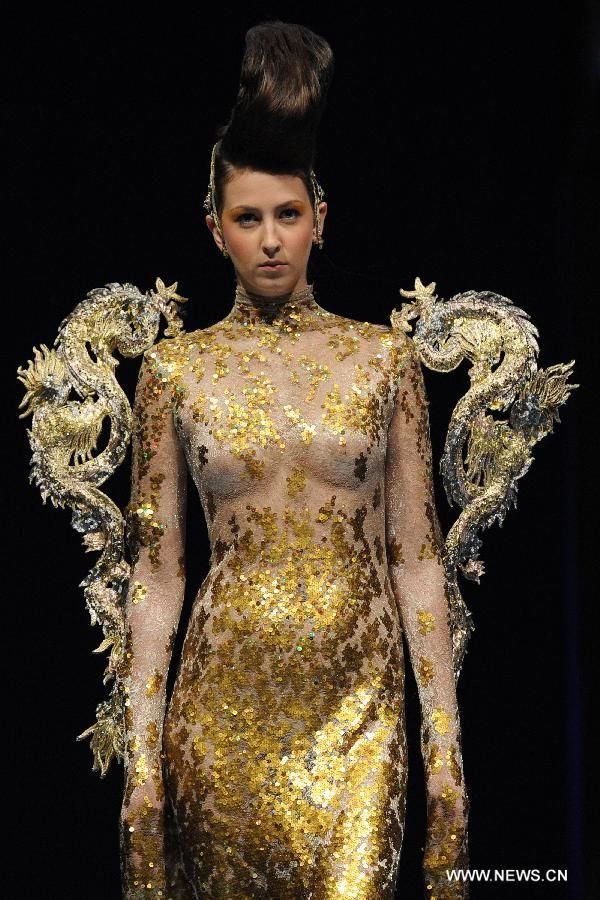 48 best guo pei images on pinterest guo pei high for High couture brands