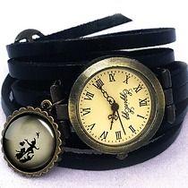 Zegarek skórzany Piotruś Pan - 0359, Akcesoria