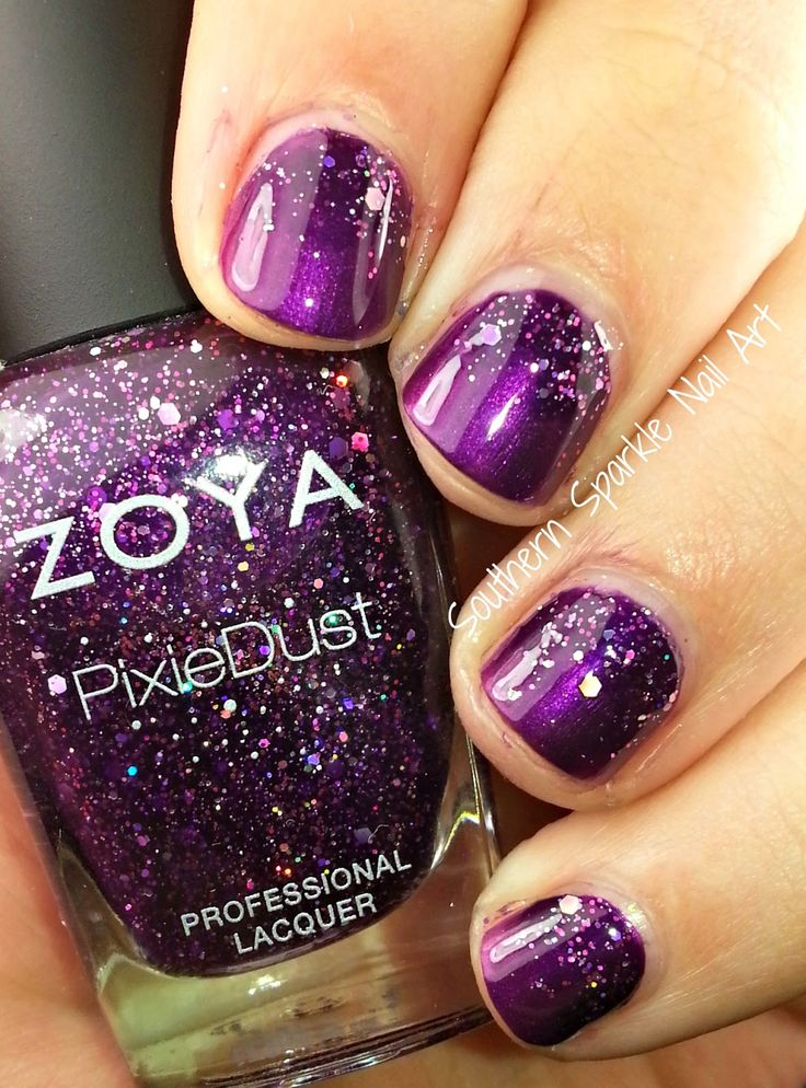 671 best Nail Art - Gradient and Ombre images on Pinterest | Cute ...