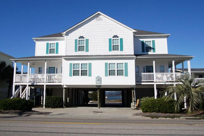 Myrtle Beach Vacation Rentals | PELICAN MANOR B | Myrtle Beach - Cherry Grove