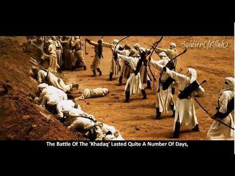 Battle Of Khandaq - YouTube