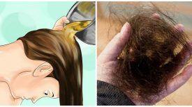 Voici comment stopper la perte de cheveux et accélérer une repousse naturelle..Une astuce au résultat assuré !