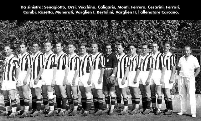 Juventus Squad 1931