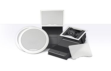 Bose Virtually Invisible 191 Ceiling Speaker and In Wall Speaker – Home Stereo Speakers - Bose Speaker Systems