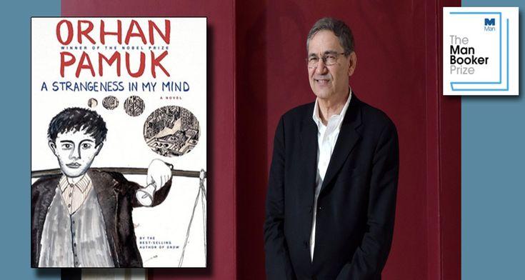 Orhan Pamuk Man Booker adayları arasında yer aldı. Dünyanın en prestijli edebiyat ödüllerinden Man Booker'ın 2016 yılı adayları açıklandı.   http://724kultursanat.com/orhan-pamuk-man-booker-adayi/ #orhanpamuk #manbooker #kafamdabirtuhaflık #724kultursanat