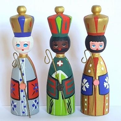 """Eigenbrod """"Holy Three Kings"""". #eigenbrod. #tilsalg #forsale SOLGT/SOLD on www.TRENDYenser.com."""