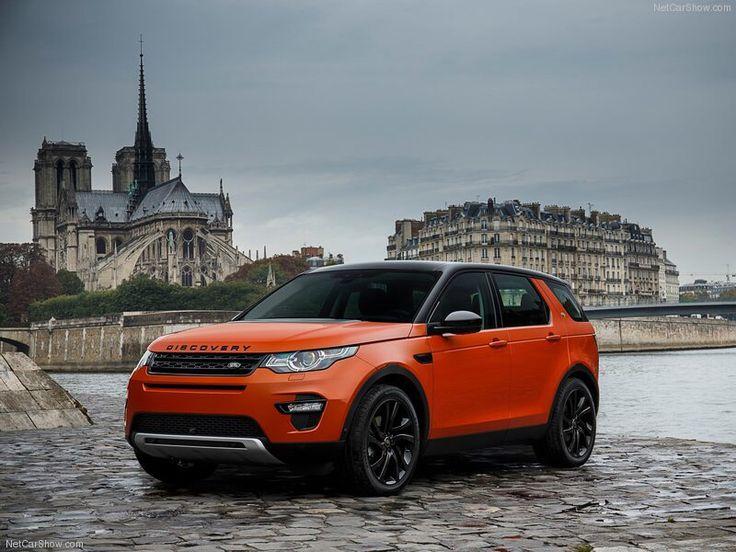 2015 Land Rover Discovery Sport - NetCarShow.com