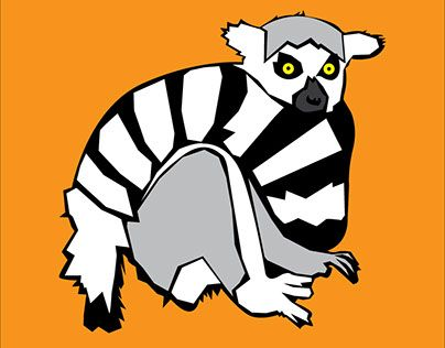"Check out new work on my @Behance portfolio: ""Lemur"" http://be.net/gallery/47901561/Lemur"