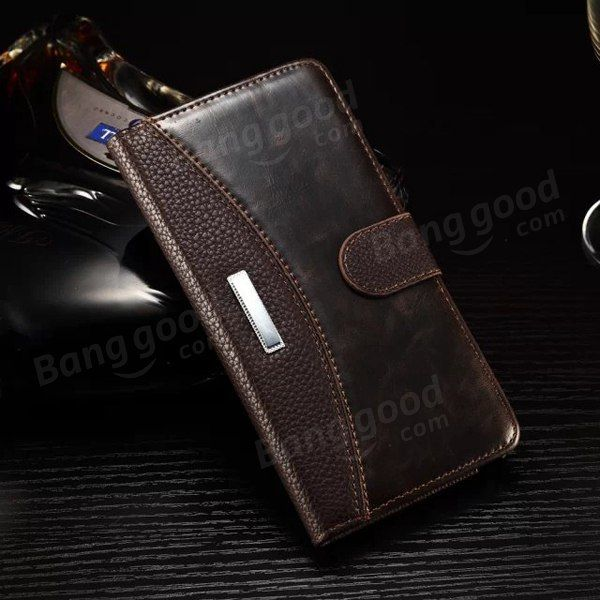 Flip PU Leather Case Cover For Samsung Galaxy NOTE4…
