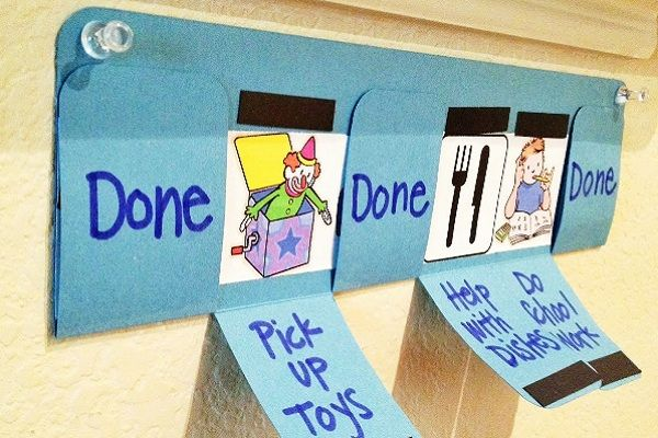Page 8 - 8 Crafty Routine Charts for Chores, Bedtime, Out the Door and More - ParentMap