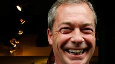 UKIP unviels anti-immigrant, populist wish list of 100 policies Nigel Farage, leader of the United Kingdom Independence Party.(Reuters / Suzanne Plunkett)