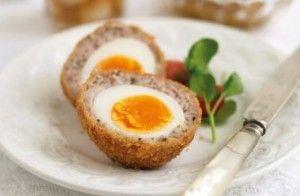 Syn free scotch eggs #HealthyEggMeals