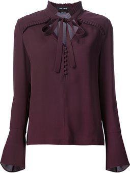 ruffle detail blouse                                                                                                                                                                                 More