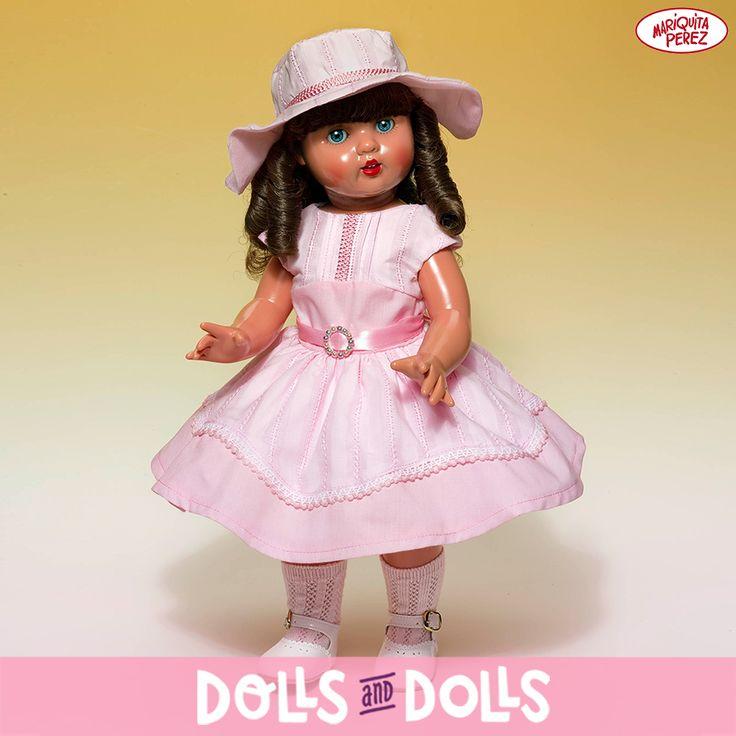 El #DíaDeLaMadre se acerca, ¿con qué le vas a sorprender?Hay momentos y días que requieren detalles para el recuerdo, por eso, si estás buscando un regalo extraordinario y original, con #MariquitaPérez despertarás sentimientos únicos. ¡Quizás hoy sea un buen día para regalar una #muñeca Mariquita Pérez! #Dolls #Bonecas #Poupées #Bambole #DollsMadeInSpain #MuñecasDeColección #CollectibleDolls #RegaloEspecial