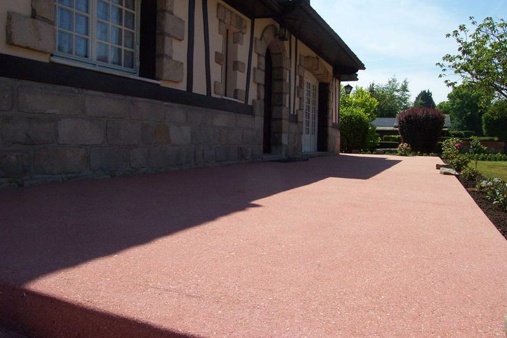 1000 id es sur le th me terrasse beton sur pinterest for Terrasse beton colore