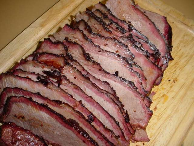 brisketRecipe, Meat Rubs, Crock Pots, Beef Brisket, Bbq Sauces, Southern Food, Whole Food, Meat Dishes, Smoke Brisket