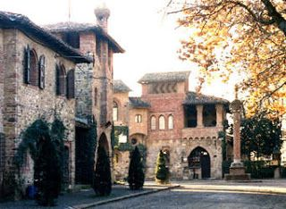 Travel With MWT The Wolf: Travel Notes Grazzano Visconti Piacenza Italy     ...