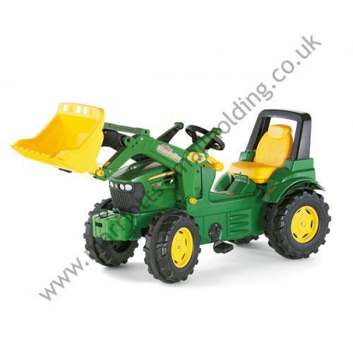 John Deere 7930 Tractor with Frontloader - Rolly Kid