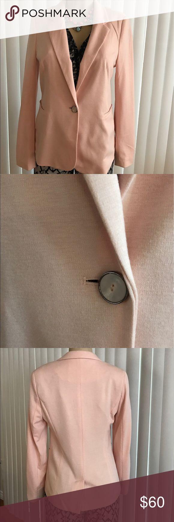 BCBGENERATION blazer - Size S Blush BCBGENERATION blazer - size Small.  ✨FINAL PRICE REDUCTION✨.  PRICE IS FIRM BCBGeneration Jackets & Coats Blazers