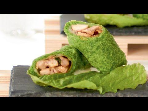 Kiploempia's in rijstpapier gefrituurd | FoodXperience