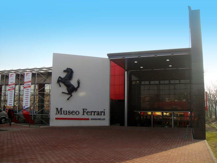 #entrance #Ferrarimuseum