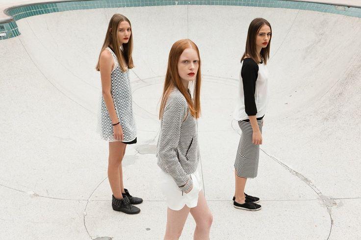 Girls for Bricks Magazine by Takeuchis - Models: Jaqueline Datsch/Victória Schons/Natália Mallmann