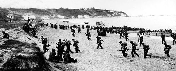 WHO-Tube: WW2 - Operation Torch (The Invasion of North Africa) - http://www.warhistoryonline.com/whotube-2/tube-ww2-operation-torch-invasion-north-africa.html