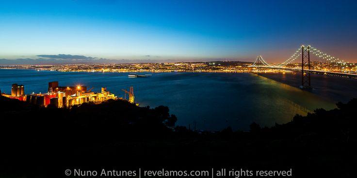 Portugal - Lisboa / Ponte 25 de Abril - Lisboa ©Nuno Antunes